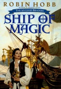 Ship of Magic cover