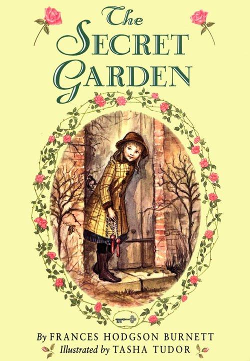 Don T You Just Love The Secret Garden Books Poems
